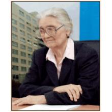 95 років від дня народження Валентини Олександрівни Насонової, видатного вченого-ревматолога.