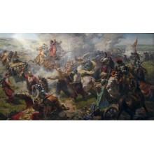 5-6 травня 1648 року – козацьке військо під проводом Богдана Хмельницького у битві під Жовтими Водами розбило коронну армію Польщі.