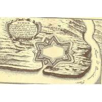 385 років тому (1635 р.) під керівництвом французького інженера Гійома Левассера де Боплана була побудована фортеця Кодак.