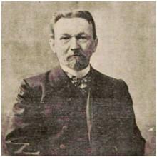 165 років від дня народження Олександра Львовича Караваєва, відомого громадського діяча і лікаря.
