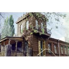 Меморіальний будинок-музей Дмитра Яворницького.